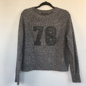 Banana Republic Tweed Look Sweater